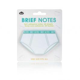 Bílý zápisník npw™ Brief Notes