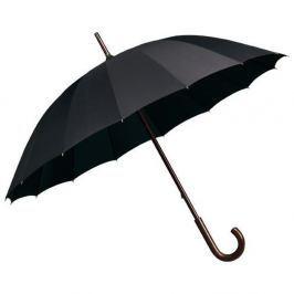 Černý holový deštník Ambiance Elegance, ⌀102cm