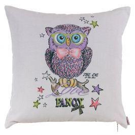 Povlak na polštář Apolena Fancy Owl