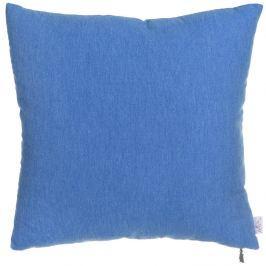 Povlak na polštář Apolena Denise 40x40cm, tm. modrý