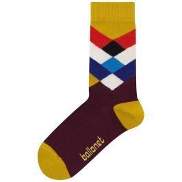 Ponožky Ballonet Socks Diamond, velikost36–40