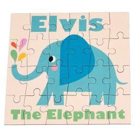 24dílné puzzle Rex London Elvis The Elephant