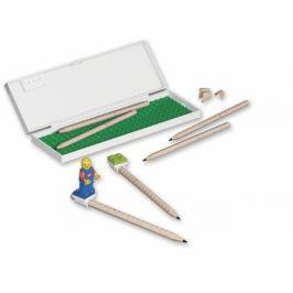 Pouzdro na psací potřeby s modrým detailem LEGO®