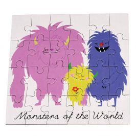 24dílné puzzle Rex London Monsters Of The World