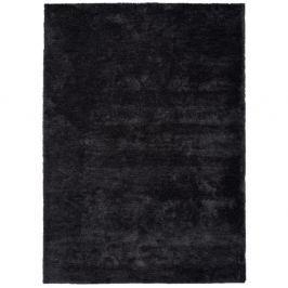 Antracitový koberec Universal Shanghai Liso Antracita, 160 x 230 cm