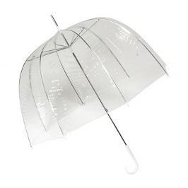 Transparentní holový deštník Ambiance Birdcage Cloche, ⌀77cm