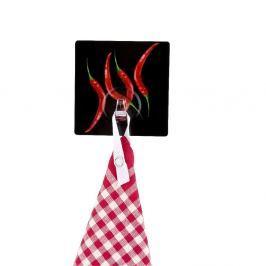 Samodržící háček Wenko Static-Loc Hot Pepper