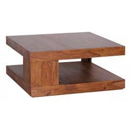 Konferenční stolek z masivního palisandrového dřeva Skyport Mara