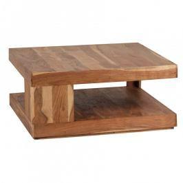 Konferenční stolek z masivního akáciového dřeva Skyport Mara