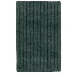 Tmavě zelená koupelnová předložka Zone One, 50x80cm