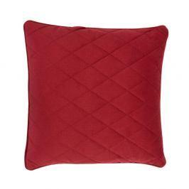 Červený polštář s výplní Zuiver Diamond, 50x50cm