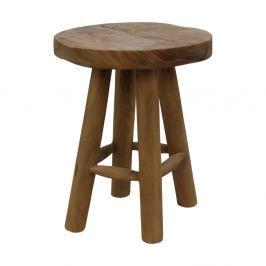 Stolička z teakového dřeva HSM collection Tool