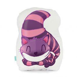 Bavlněný polštářek Mr. Fox Wonderland Cat, 40x30cm