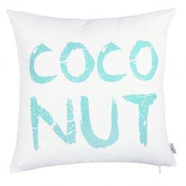 Modo-bílý povlak na polštář Apolena Coconut, 43 x 43 cm