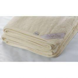 Béžová deka z merino vlny Royal Dream Quilt,220x200cm