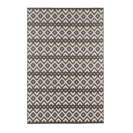 Černo-krémový koberec Zala Living Harmony, 77x150cm