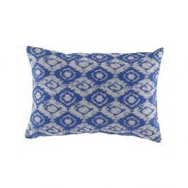Modrý polštář Bella Maison Bohem, 45 x 45 cm