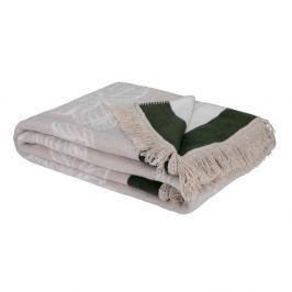 Pléd s příměsí bavlny Bella Maison Capri, 200 x 220 cm