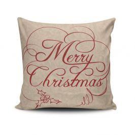 Polštář Merry Christmas to You, 45x45 cm
