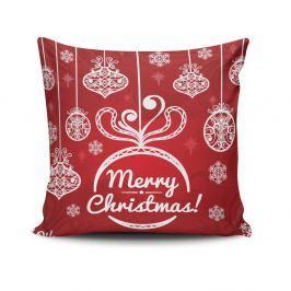 Polštář Very Merry Christmas, 45x45 cm
