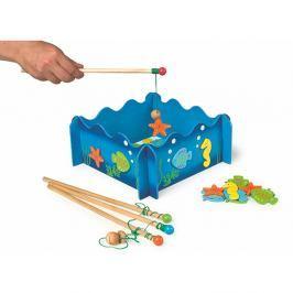 Dřevěná hračka Legler Sea World