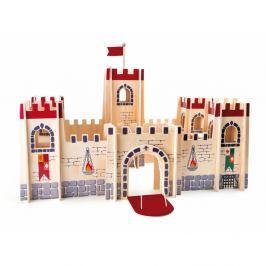 Dřevěný hrad na hraní Legler Knight