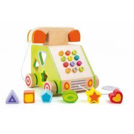 Dřevěná hračka Legler Telephone