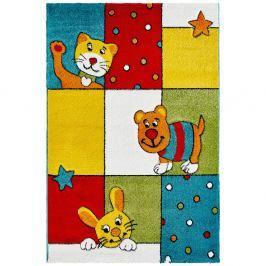 Dětský barevný koberec Obsession Multi, 150 x 80 cm