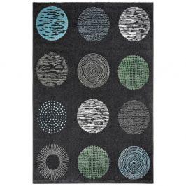 Šedý koberec Obsession Bronx, 150 x 80 cm