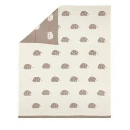 Dětská deka Art For Kids Hedgehoge, 80x100cm
