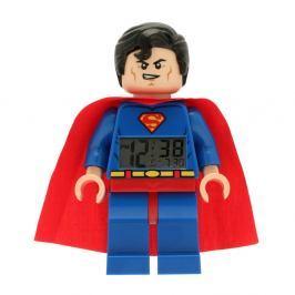 Hodiny s budíkem LEGO® Super Heroes Superman