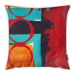 Povlak na polštář Vitaus Vinalo Pop Art Duro, 43 x 43 cm