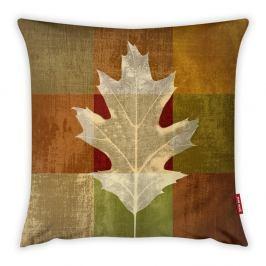 Povlak na polštář Vitaus Autumn Parade Leafe, 43 x 43 cm