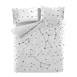 Bavlněný povlak na peřinu Blanc Constellation, 140x200cm