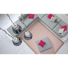 Vysoce odolný koberec vhodný i do exteriéru Webtappeti Chrome, 135x190cm
