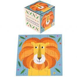 24dílné puzzle Rex London Charlie The Lion