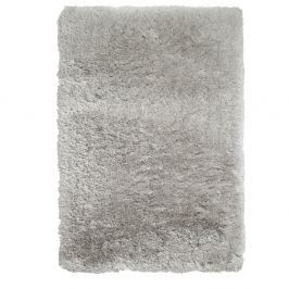 Šedý koberec Think Rugs Polar, 60x120cm