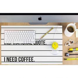 Podložka na pracovní stůl Really Nice Things Coffee