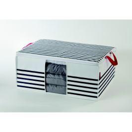 Úložná krabice na oblečení Compactor Stripes