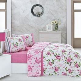 Bavlněný lehký přehoz přes postel Asli, 200x230cm