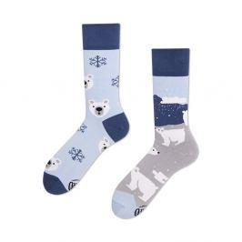 Ponožky Many Mornings Polar Bear,vel. 35–38