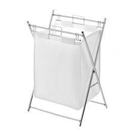 Koš na prádlo Premier Housewares Simple White, 62.4 l