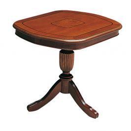 Dřevěný příruční stolek Rowico Mozart Constanze, délka 66 cm