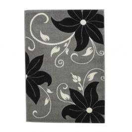 Černošedivý koberec Think Rugs Verona, 120x170cm