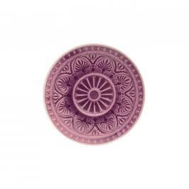 SUMATRA Talíř 14 cm - fialová