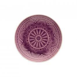 SUMATRA Talíř 21 cm - fialová
