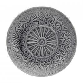 SUMATRA Talíř 31 cm - šedá
