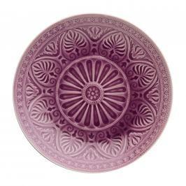 SUMATRA Talíř 31 cm - fialová