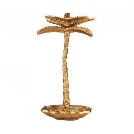 GOLDEN NATURE Dekorační palmový ostrov 25 cm