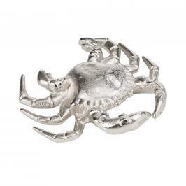 SILVER NATURE Dekorační krab